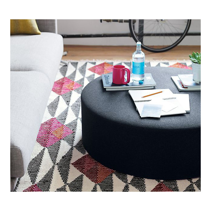 SOFTLINE DESIGN TEAM Drum Pouf – Cocktail