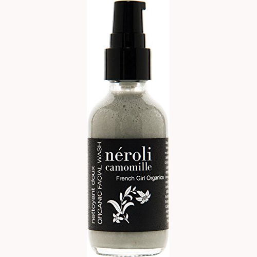 French Girl Organics – Charcoal + Neroli Face Wash