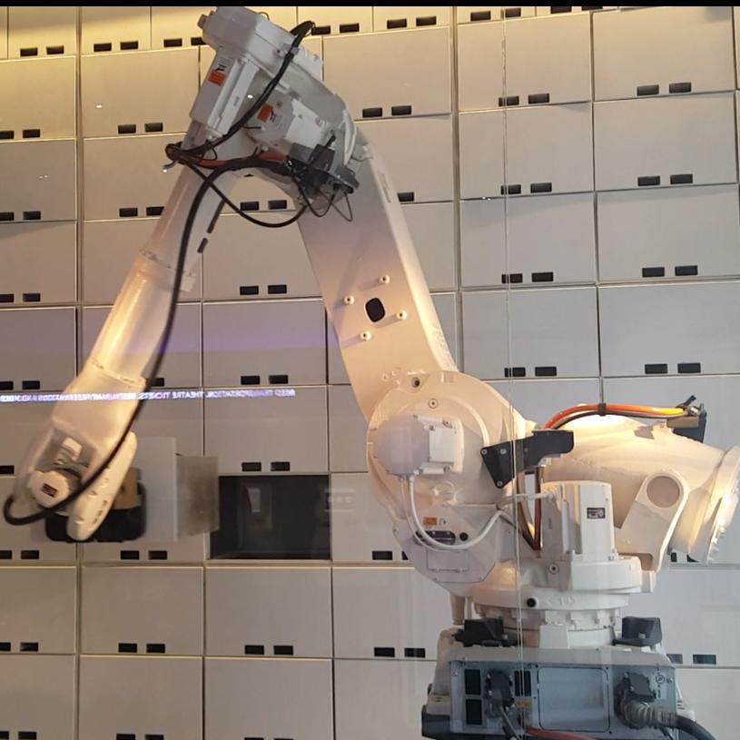 Robots + 3D Printers