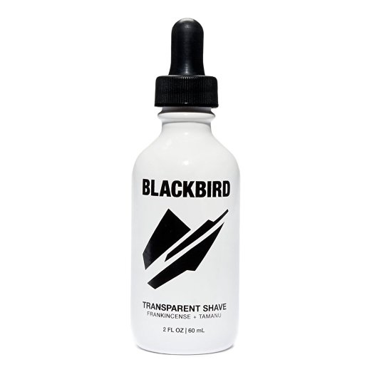 Blackbird – Natural Transparent Shave Oil