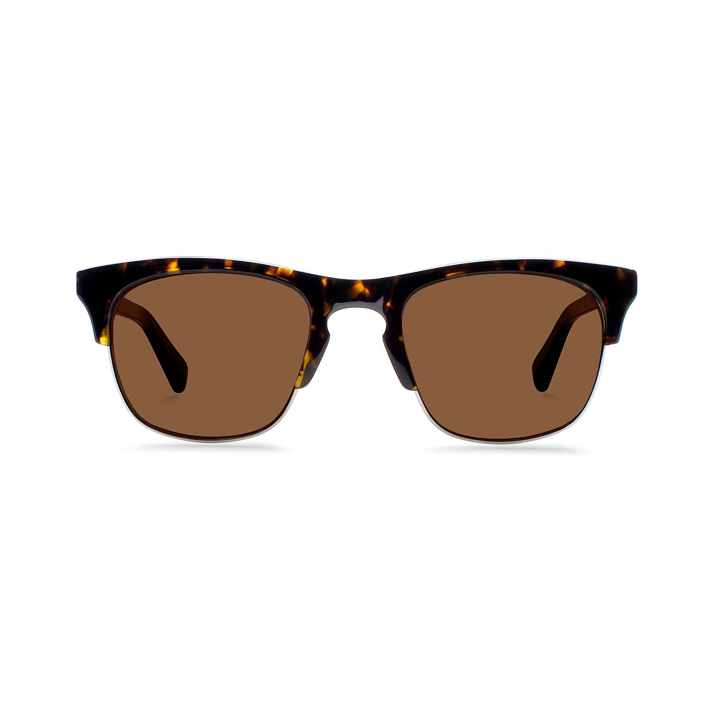 WARBY PARKER Ellison in Whiskey Tortoise