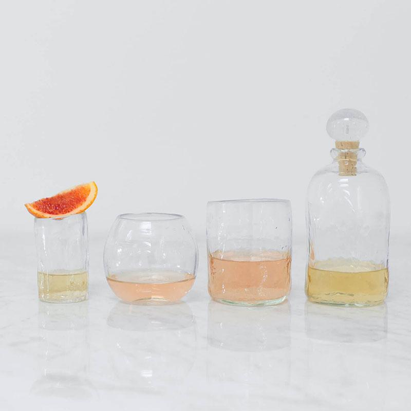 Apasco Cocktail Glasses – Clear