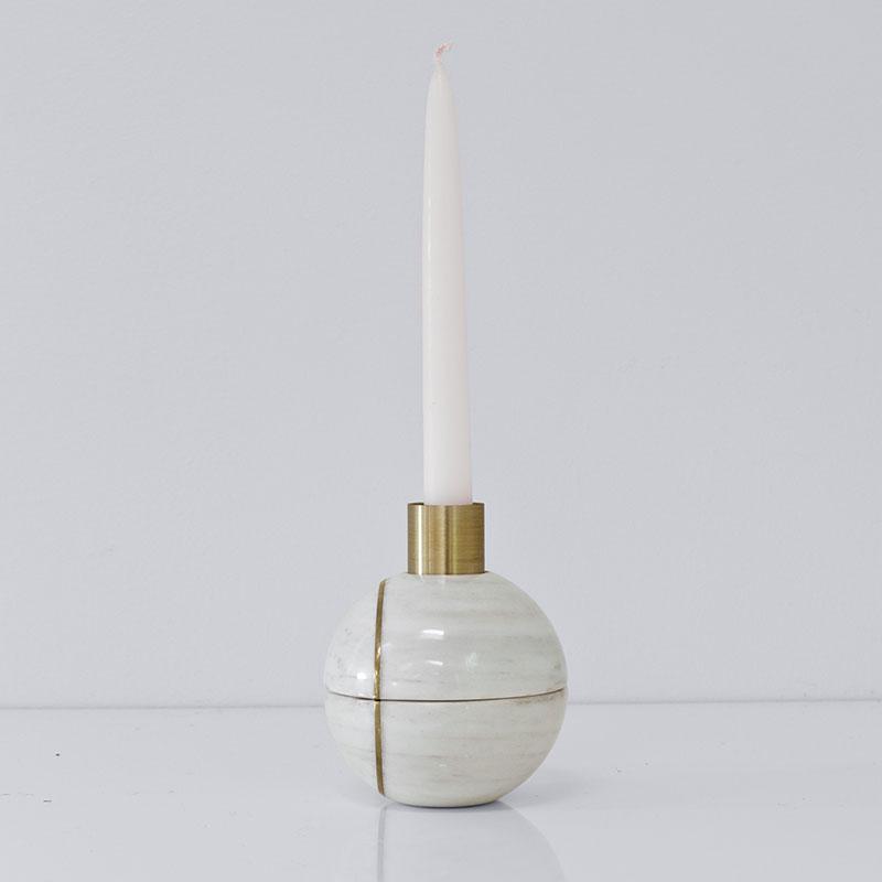 Hauri Candleholder – Light