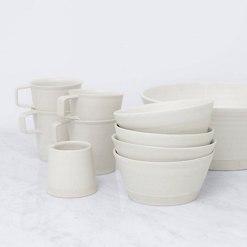 10-Piece Weekend Set – Cream