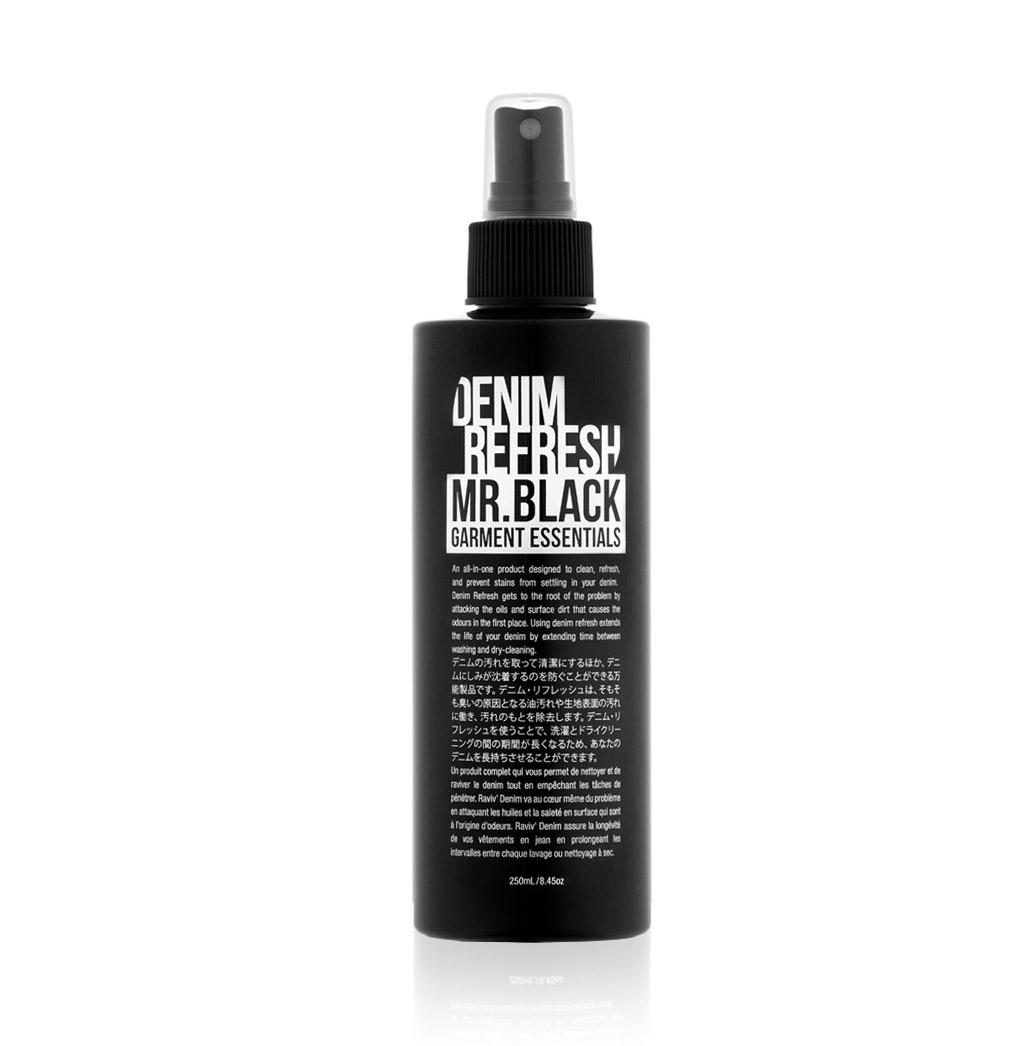MR BLACK Garment Essentials Denim Refresh