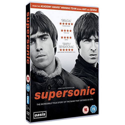 Oasis: Supersonic [Blu-ray + Digital HD]