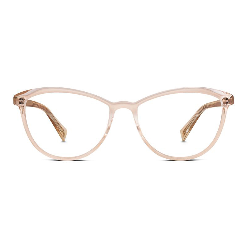 WARBY PARKER Louise in Elderflower Crystal