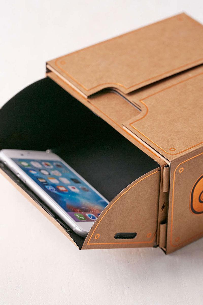 Copper Smartphone Projector