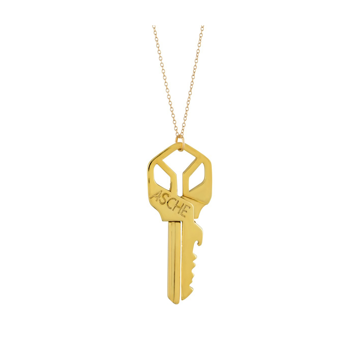 ASCHE INDUSTRIES Gold Key Clip