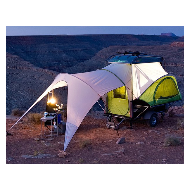 SylvanSport GO Camping Trailer