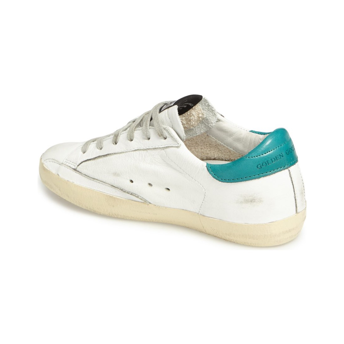 GOLDEN GOOSE 'Superstar' Low Top Sneaker (Women)