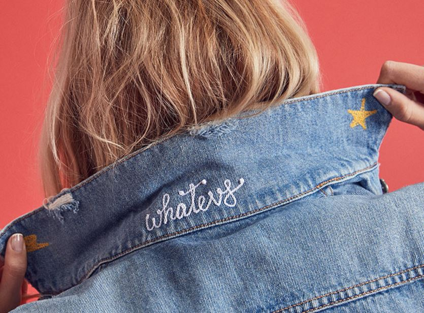 INTRODUCING: GRLFRND CUSTOM EMBROIDERY
