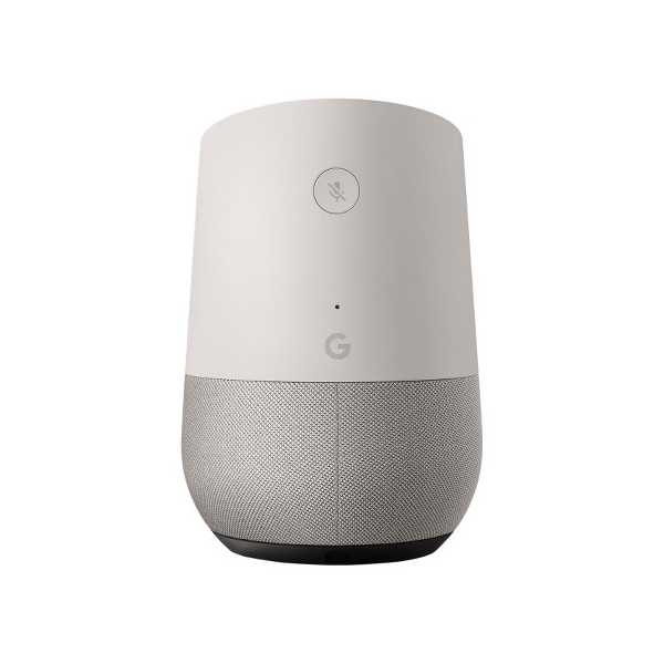 Google Home powered by the Google assistant