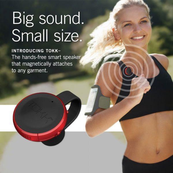 TOKK Hands-Free Calling Bluetooth Smart Speaker Phone