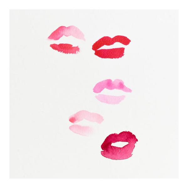 LIZZIE FORTUNATO Limited Edition Lip Print