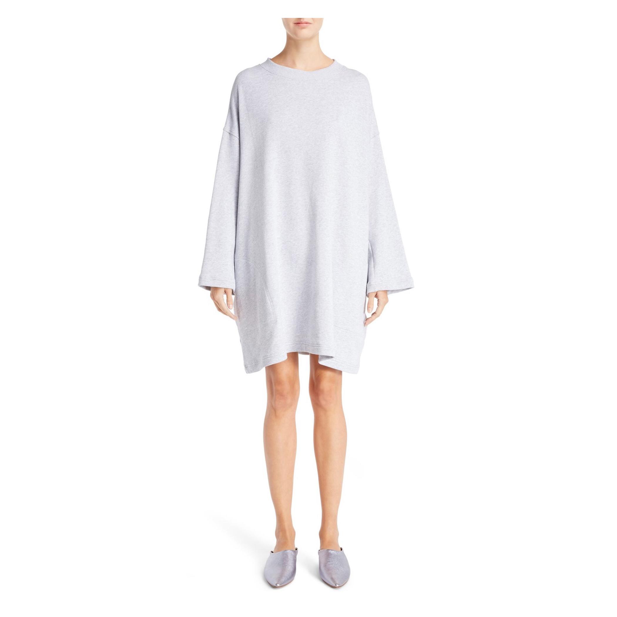 ACNE STUDIOS Leyla Sweatshirt Dress
