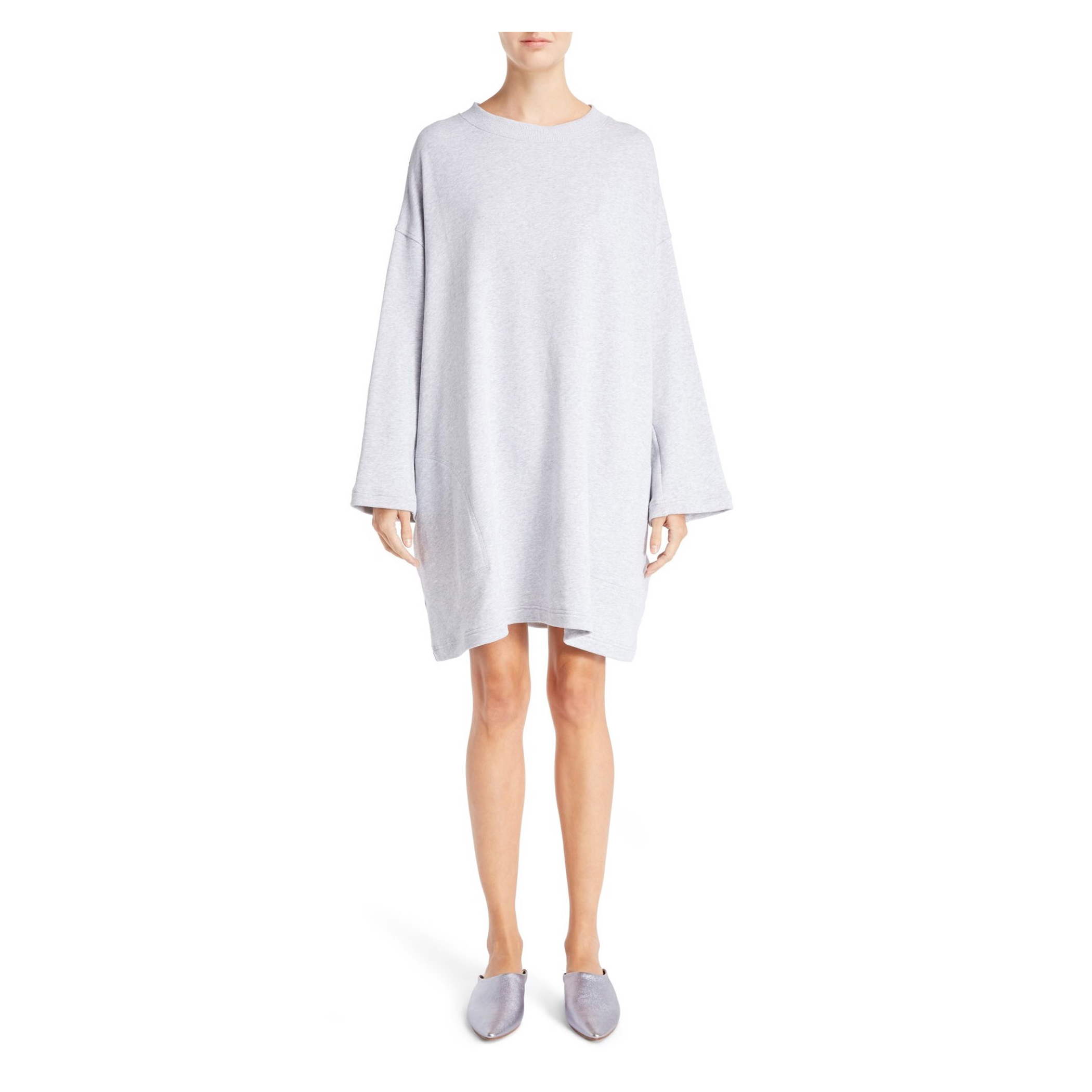 1e75f0c1275 ACNE STUDIOS Leyla Sweatshirt Dress - ShopPulp