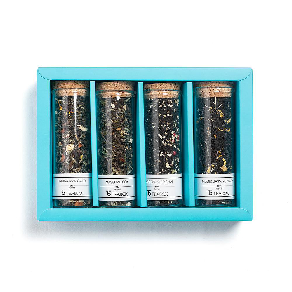 TEABOX Mayura Gift Box