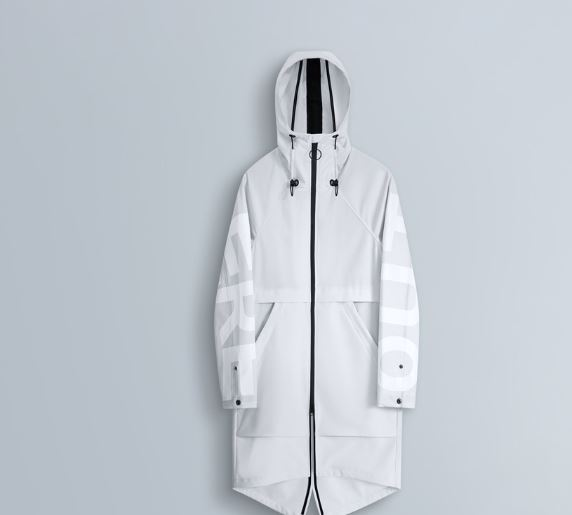 THE ARRIVALS  OUT THERE PARKA Rain Parka