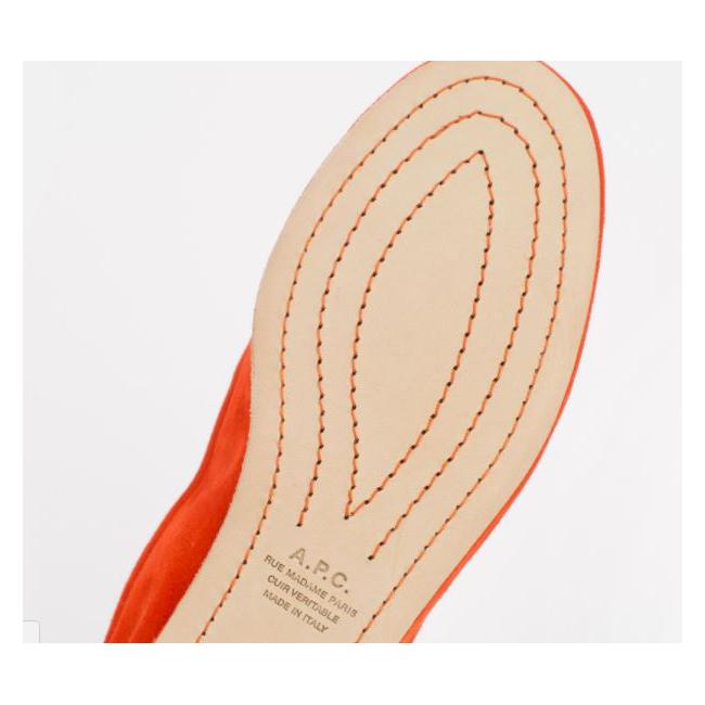 A.P.C. Fleurus Slippers