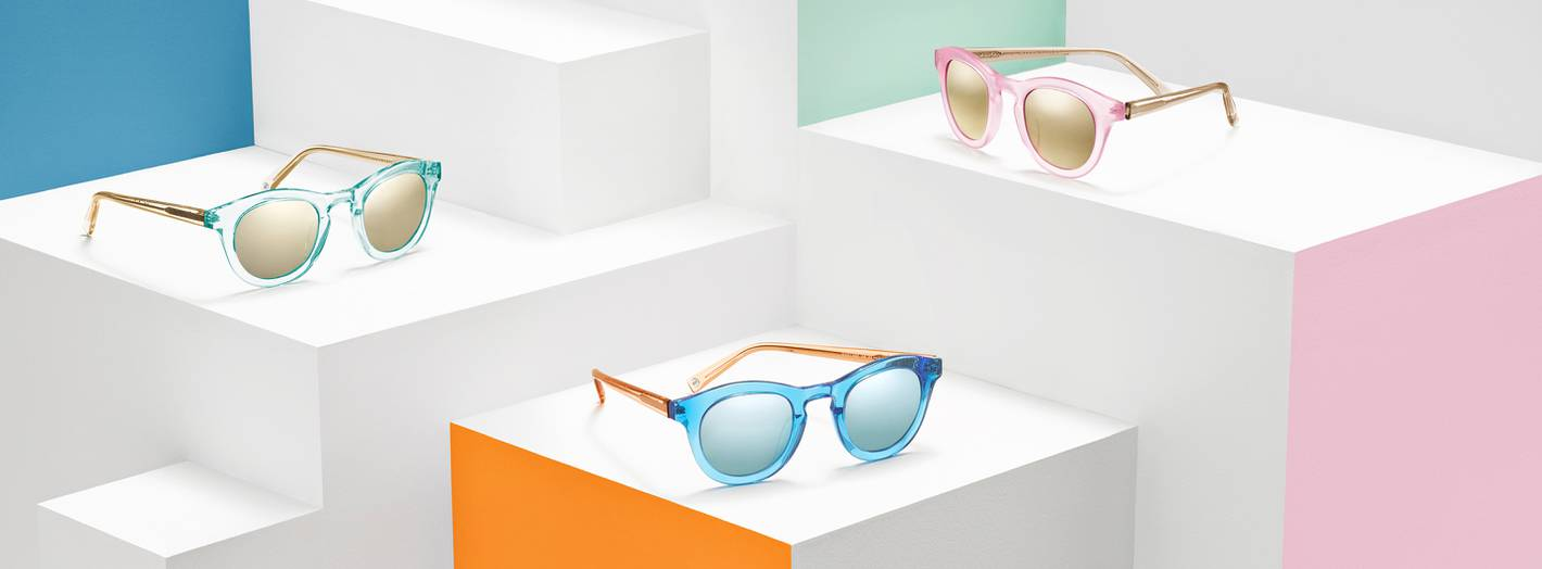 ART FOR GOOD: WARBY PARKER x ROBERT RAUSCHENBERG