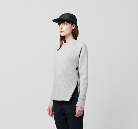 THE ARRIVALS Holden Unisex Structured Sweatshirt