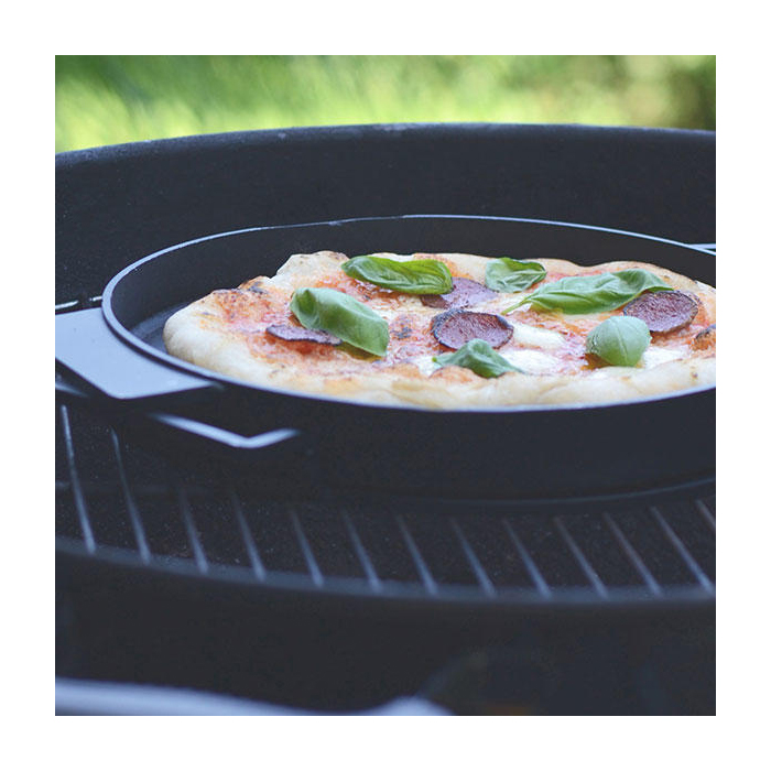 IRONATE Stovetop Pizza Oven