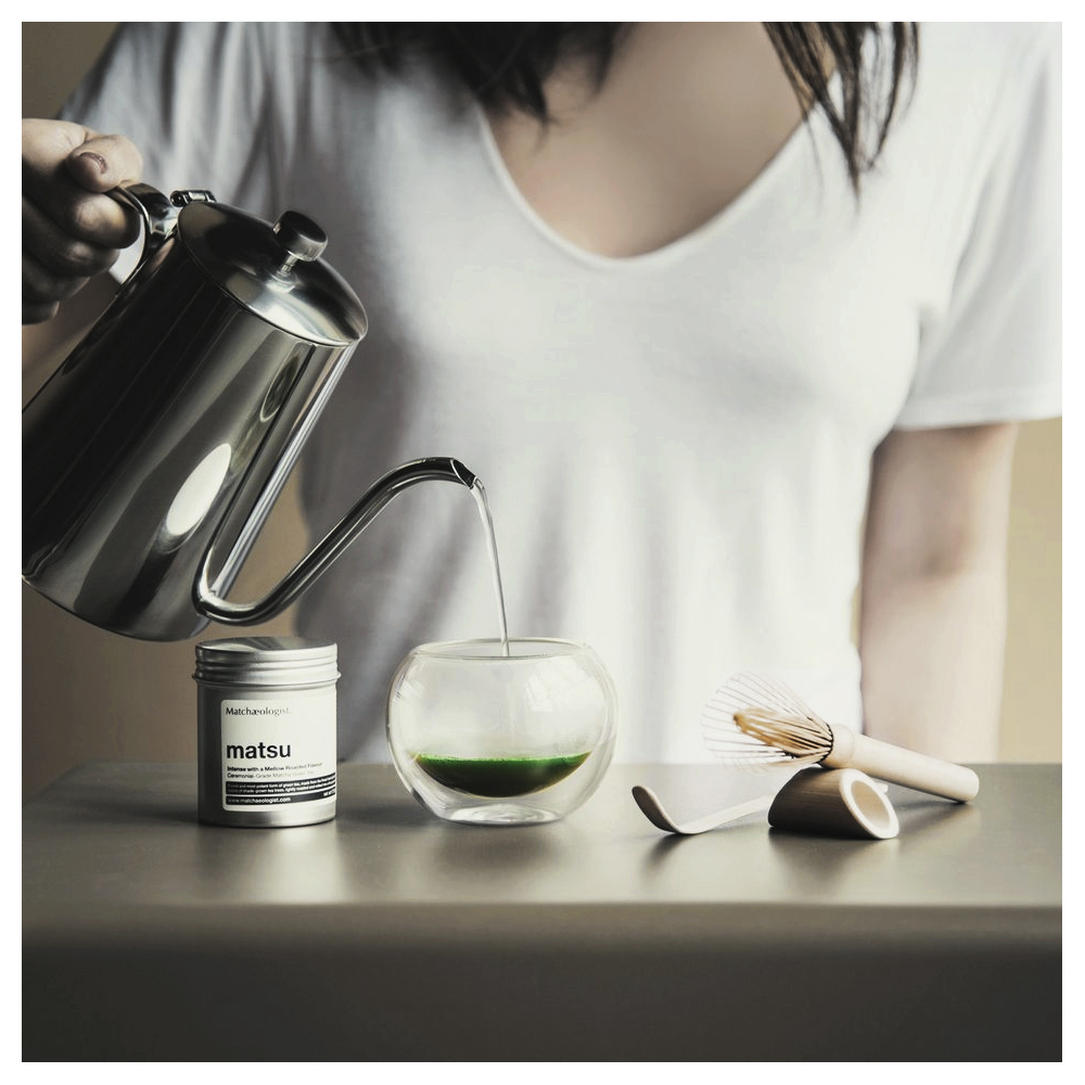 MATCHAEOLOGIST Matcha Brewing Kit