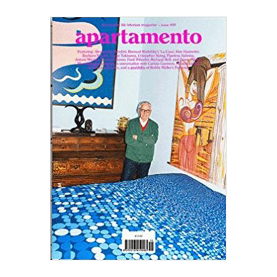 Apartamento Magazine #19 (Spring/Summer 2017) An Everyday Life Interiors Magazine