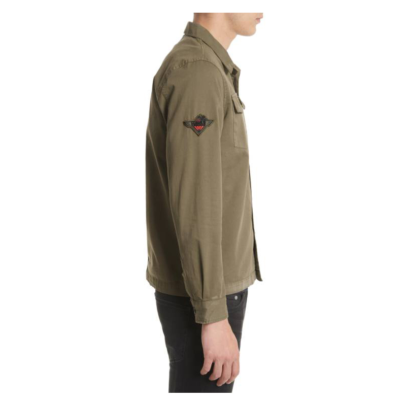 THE KOOPLES Double Pocket Shirt Jacket