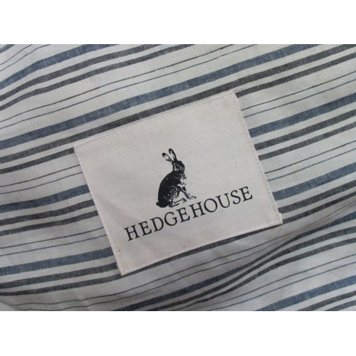 HEDGEHOUSE Deauville Throw Bed - Navy/Black