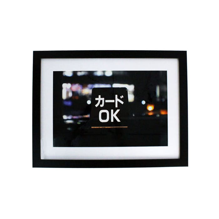 OWEN & FRED OK Tokyo Taxi – Limited Edition Photographic Print