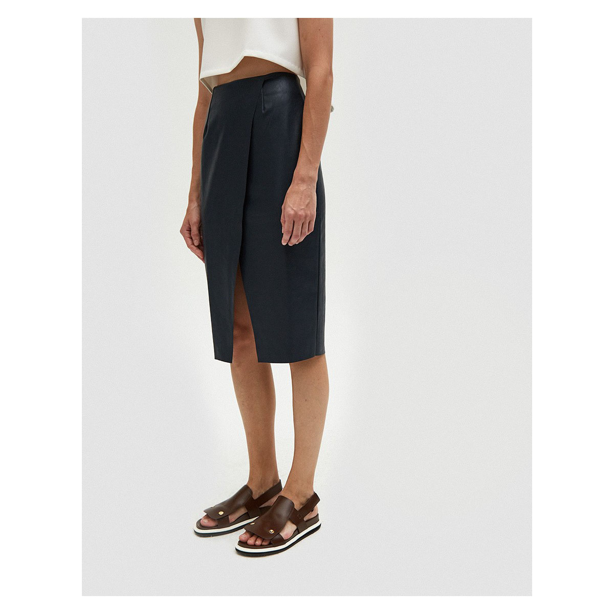 FARROW Nina Pencil Skirt