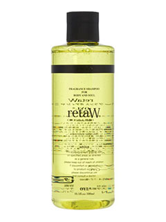 RETAW FRAGRANCE BODY SHAMPOO OYL