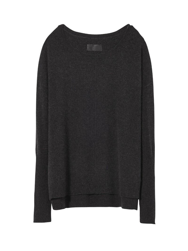Black Cashmere Sivan Sweater