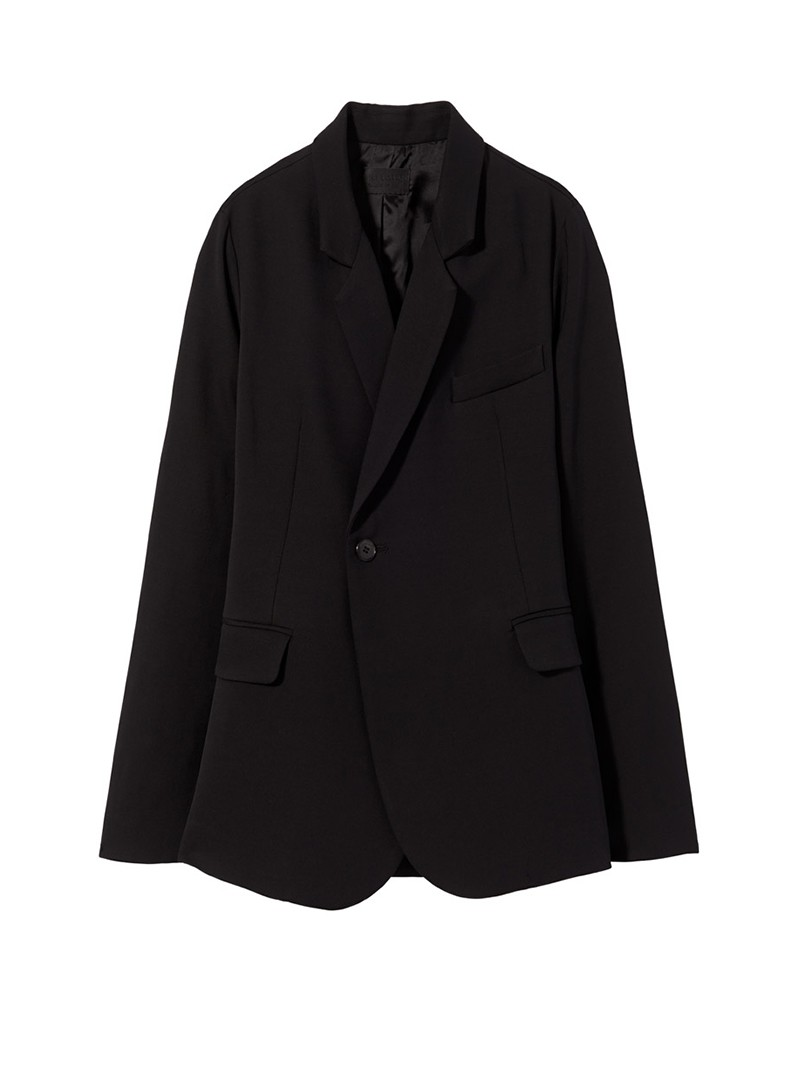 Black Classon Jacket