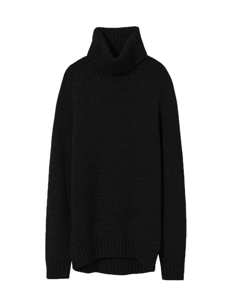 NILI LOTAN Black Elias Sweater