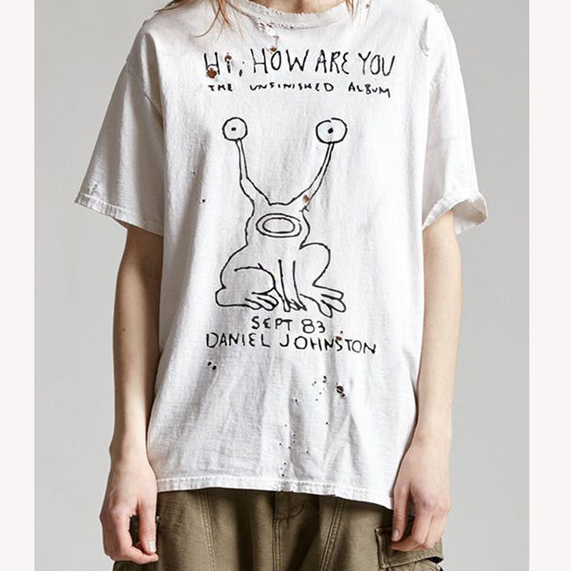 R13 Daniel Johnston T-shirt