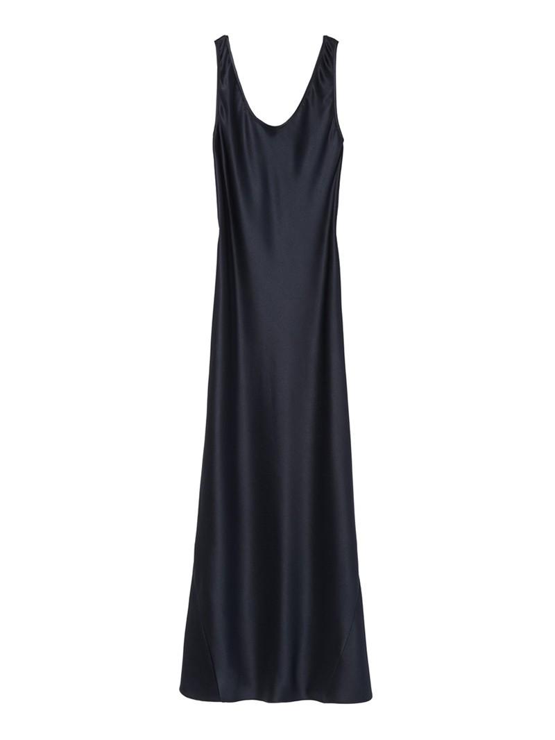 Dark Navy Seraphina Gown