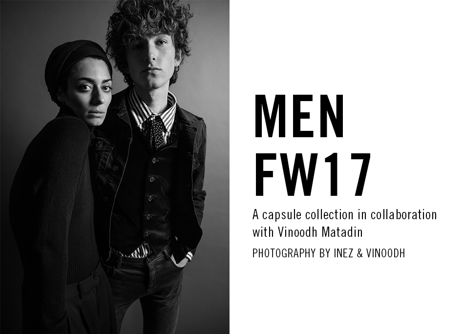 NILI LOTAN Men's Capsule Collection FW17