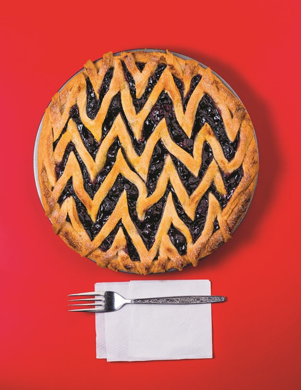 #DIY A Recipe for Twin Peaks' Damn Fine Cherry Pie