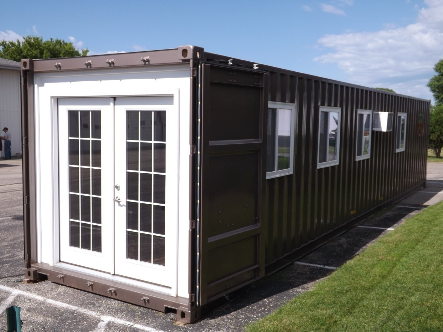 MODS INTERNATIONAL Pre-fabricated Tiny Home – Delivered to your door