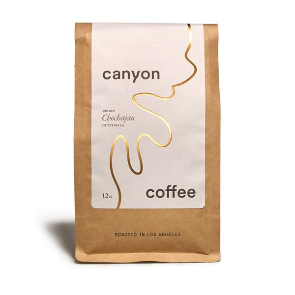 Canyon Coffee Chochajau Guatemala Medium Roast Coffee