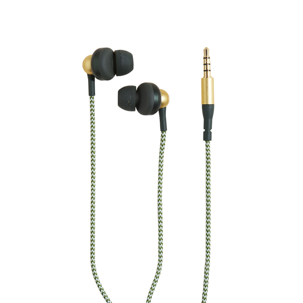 KREAFUNK aGem In-Ear Headphones – Army