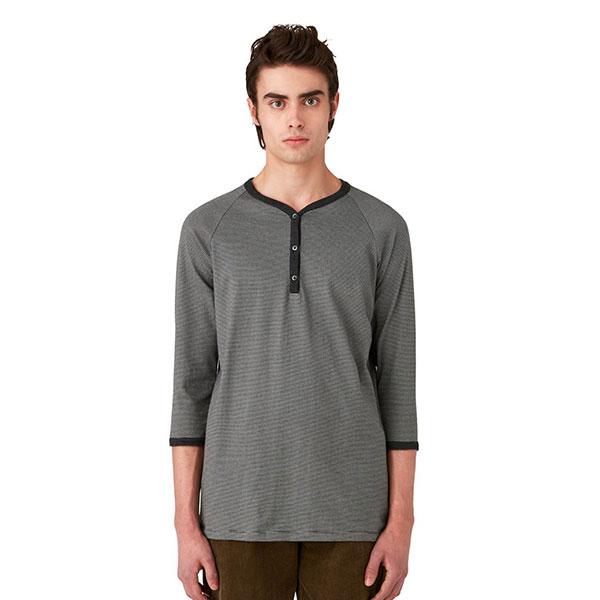 MATIERE Albury – T-shirt – Grey