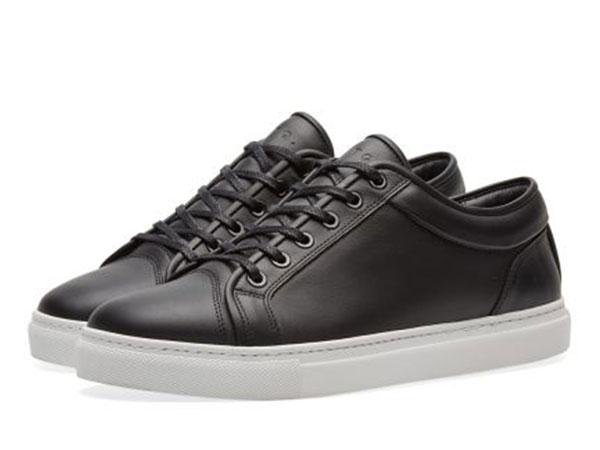 ETQ. Low Top 1 Sneaker – END. Exclusive  Black