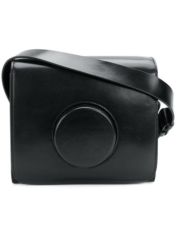 LEMAIRE Geometric Shoulder Bag