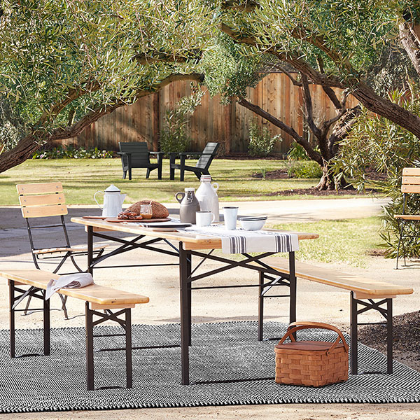 ... Picnic Table Patio Garden. 🔍. $134.40