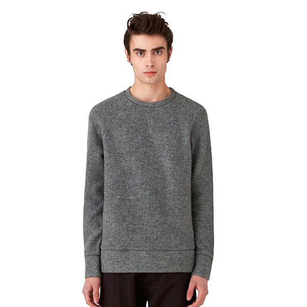 Marques – Pullover – Heather Grey