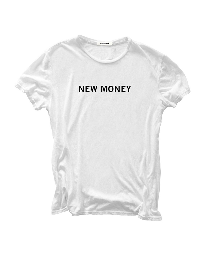 HIRO CLARK New Money T-Shirt